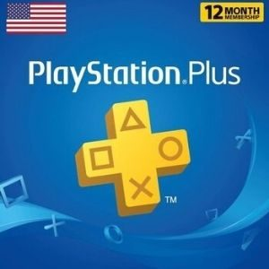 suscripcion 12 meses PS PLUS codigo USA